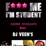 Student party mix by DJ Veen's