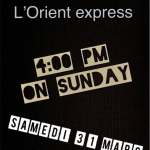 4 pm on Sunday - Bar pub l'Orient Express à Caen