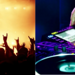 Before live / After DJ