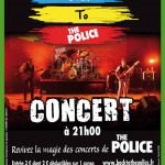 Back To The Police concert tribute