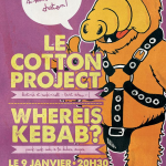Where is Kébab + Cotton project
